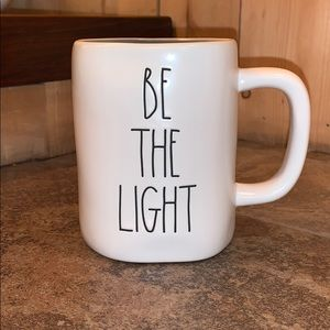 "Rae Dunn ""Be The Light"" Mug"